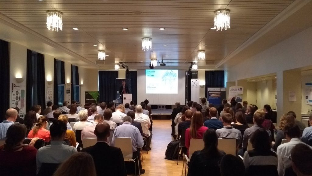 EUROPEAN NUTRIENT EVENT: NUTRIENT RECYCLING R&D PROJECTS