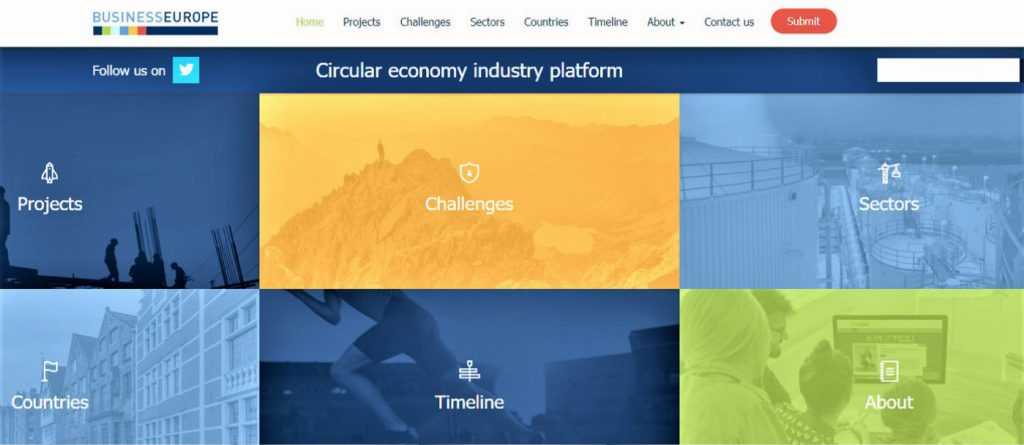 Water2REturn is showcased at the Circular Economy Industry Platform