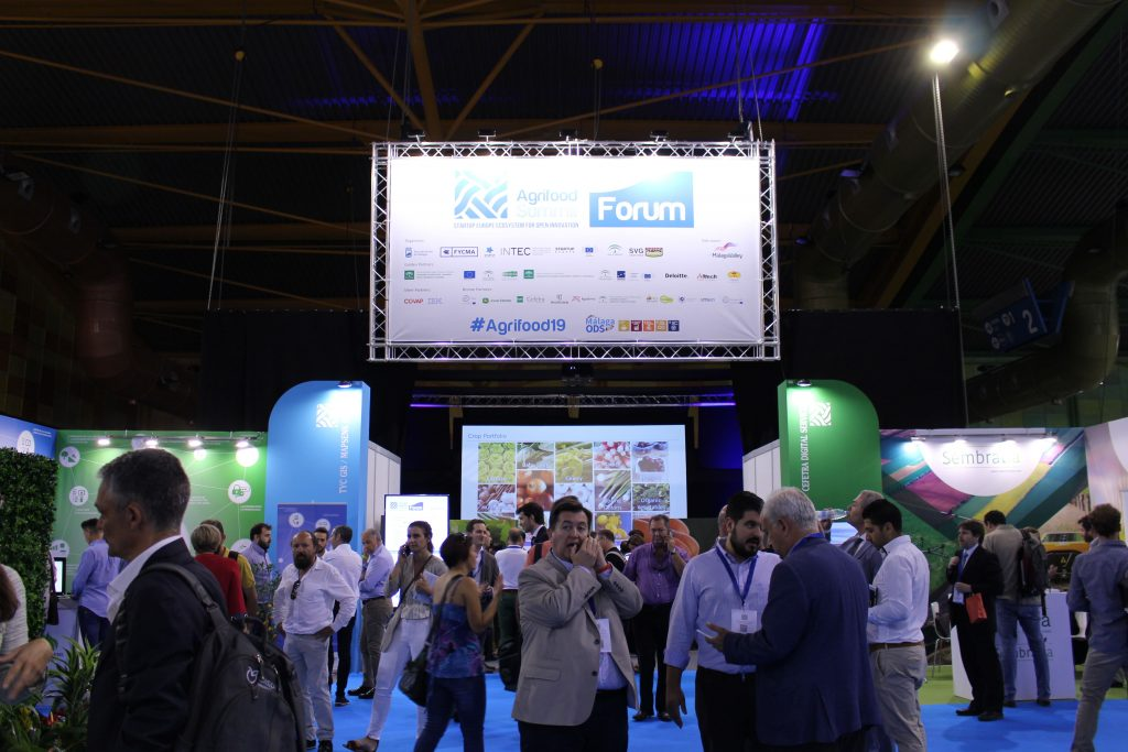 Water2REturn at Smart Agrifood 2019